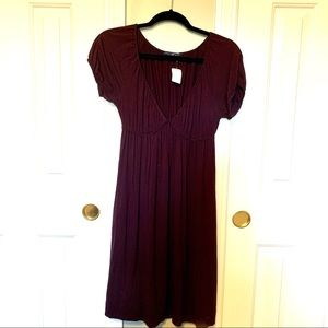 Gap purple dress size XS